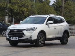 瑞风S7上海车展公布预售价 新晋7座SUV