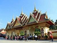 西双版纳游记---勐泐大佛寺