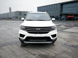 斯威X3/斯威X7 6AT版将于上海车展首发