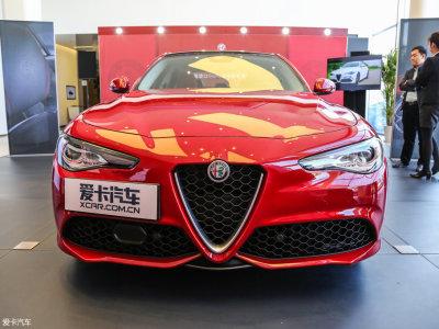 周末车闻:阿尔法罗密欧正式在华开售