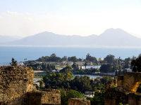 海鸥看世界:爱丽萨公主建迦太基古城