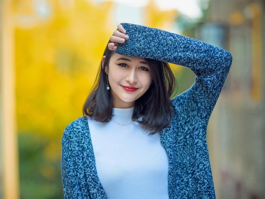 新疆女孩在武汉