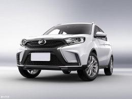 陆风E36正式定名陆风X2 将上海车展首发