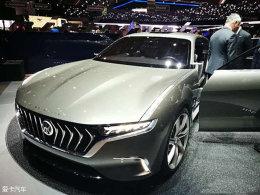 正道汽车上海车展阵容 3款概念车齐亮相