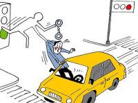 为什么国人这么喜欢违反交通规则?