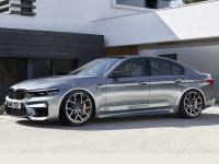 新一代宝马M5效果图 法兰克福车展亮相