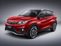 东南DX3 SRG官图发布 将于上海车展上市