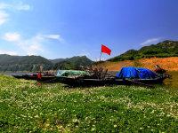 中朝边境唯美小村落——绿江村
