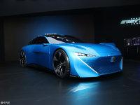 标致Instinct概念车于日内瓦车展亮相