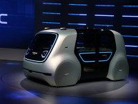 可自动驾驶 Sedric概念车大众之夜发布