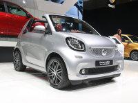 2017日内瓦车展 smart两款特别版发布