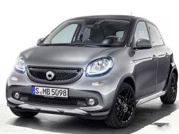 smart两款特别版车型官图 将日内瓦发布