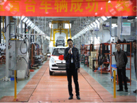 首款高续航锂电低速电动车量产将下线