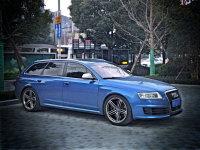 最强买菜车它爸——Audi RS6 Avant
