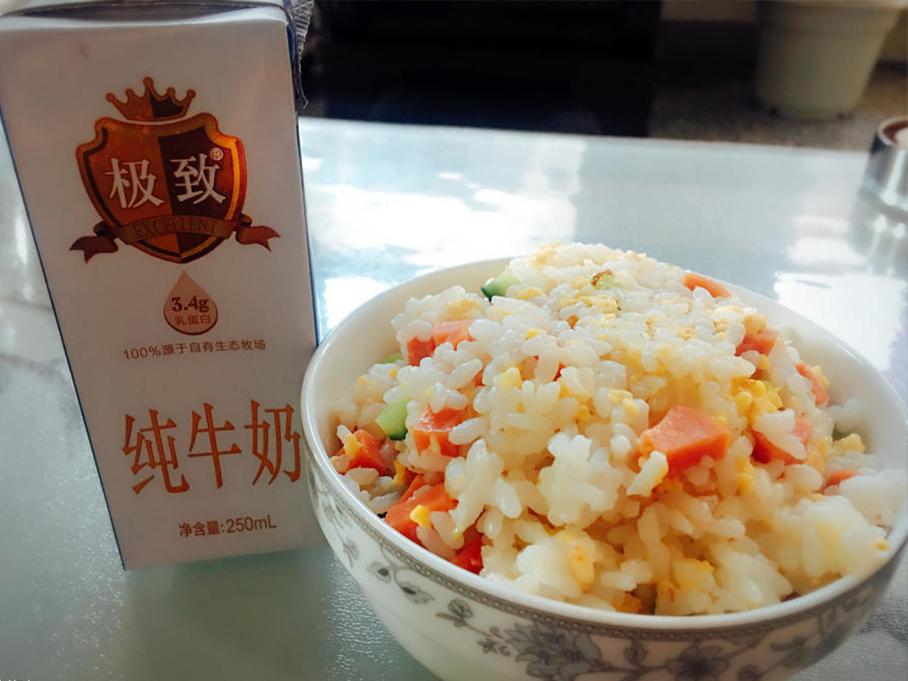 蛋炒饭,吃货的自我修养~