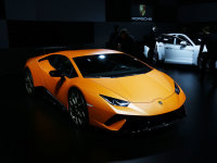2017上海车展 兰博基尼Huracan特别版