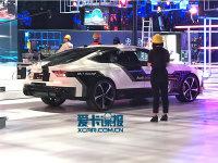上海车展探馆 奥迪RS7自动驾驶概念车