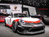 保时捷911 GT3 Cup秀