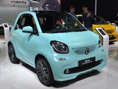smart BRABUS新车上市
