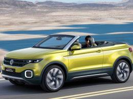 T-Cross将落户上汽大众  定位小型SUV