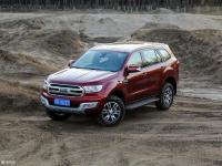 爱卡SUV专业测试 新福特撼路者抢先试