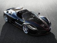 法拉利公布上海车展阵容 共展出6款车型