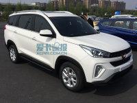 上海车展探馆:五菱宏光S3实车抢先看