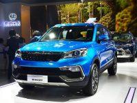 猎豹CS9上海车展上市 售7.68-11.68万元