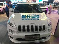 上海车展探馆 广汽菲克全新Jeep自由光