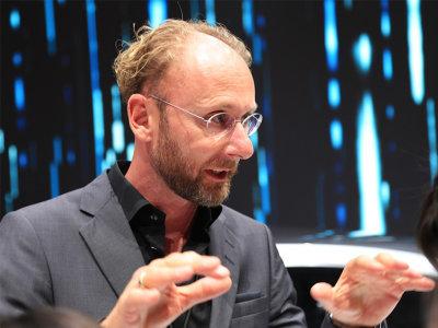 奥迪马克·莱驰特:未来设计更具前瞻性