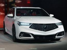 讴歌新款TLX纽约车展首发 定于年内国产