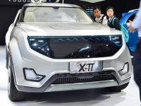 2017上海车展:云度Xπ概念车正式发布