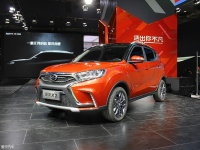 2017上海车展:小型SUV陆风X2正式发布