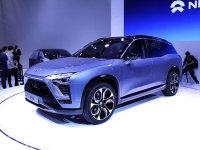 2017上海车展 蔚来首款量产车ES8静评