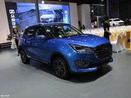 2017上海车展:众泰T300量产版正式发布