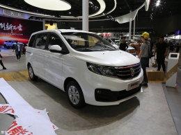 2017上海车展:全新金杯F50正式发布