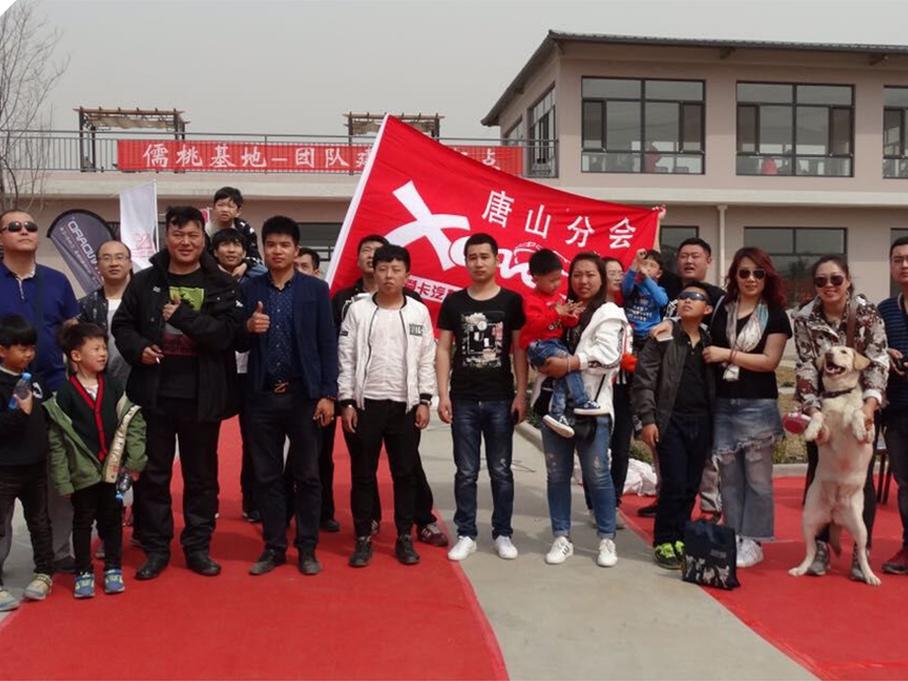 桃园漫步 儒林寻宝 2017年唐分植树节