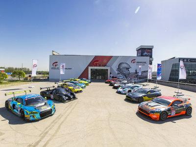 官方试车 China GT 2017赛季正式开启