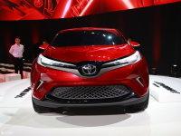 一汽丰田小型SUV明年上市 TNGA平台打造