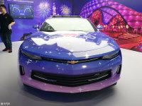 2017上海车展:雪佛兰科迈罗迪士尼版
