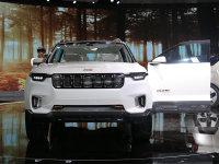 2017上海车展 Jeep云图概念车正式亮相