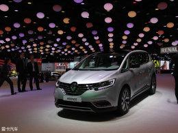 雷诺上海车展阵容 全新概念车全球首发