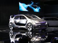 2017上海车展:克莱斯勒Portal概念车