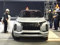 上海车展探馆:三菱GT-PHEV概念车抢先拍