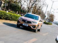 爱卡选车指数 广汽Acura CDX两驱顶配版