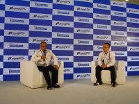 我参加了一场米其林竞驰GPGP金港大奖赛
