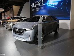 2017上海车展:正道K550概念车正式发布