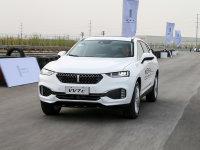 2017上海车展:WEY VV7c/VV7s正式上市
