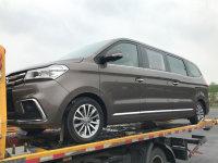 上海车展探馆:华颂7加长版车展抢先看