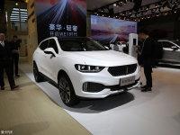 2017上海车展:WEY VV5C车型首次亮相